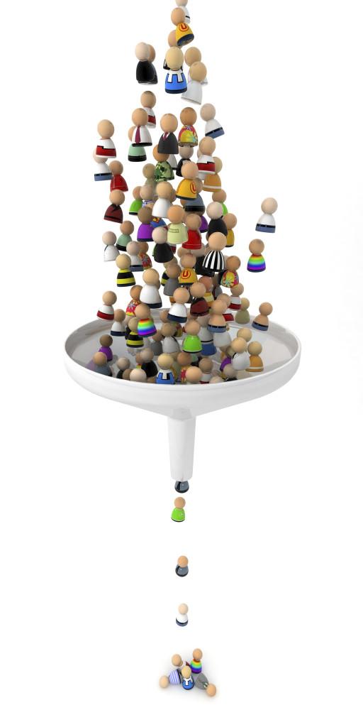 Target Market funnel