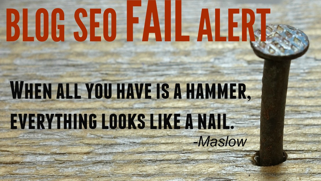 blog fail seo do's and don'ts