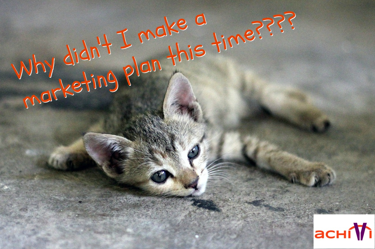 marketing plans exhaustion