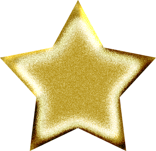 top performer gold star